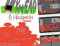 Boxhead Halloween