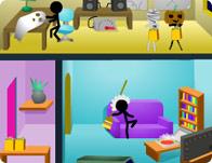 causality halloween stick games - Causality Halloween Walkthrough