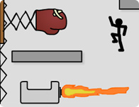 Defenseless Stick