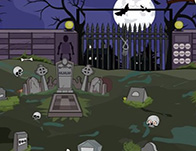 Escape From Mystic Graveyard