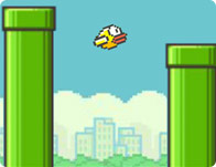 Flappy Bird Flash