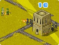 Outpost Combat: Desert Strike