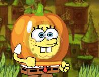 Spongebob Halloween Run