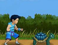 Turtle Kick